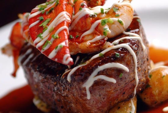 steaklobster