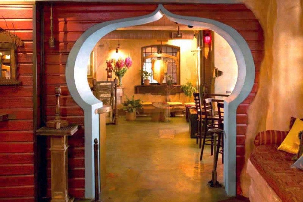 Mediterranean Restaurant Downtown Asheville