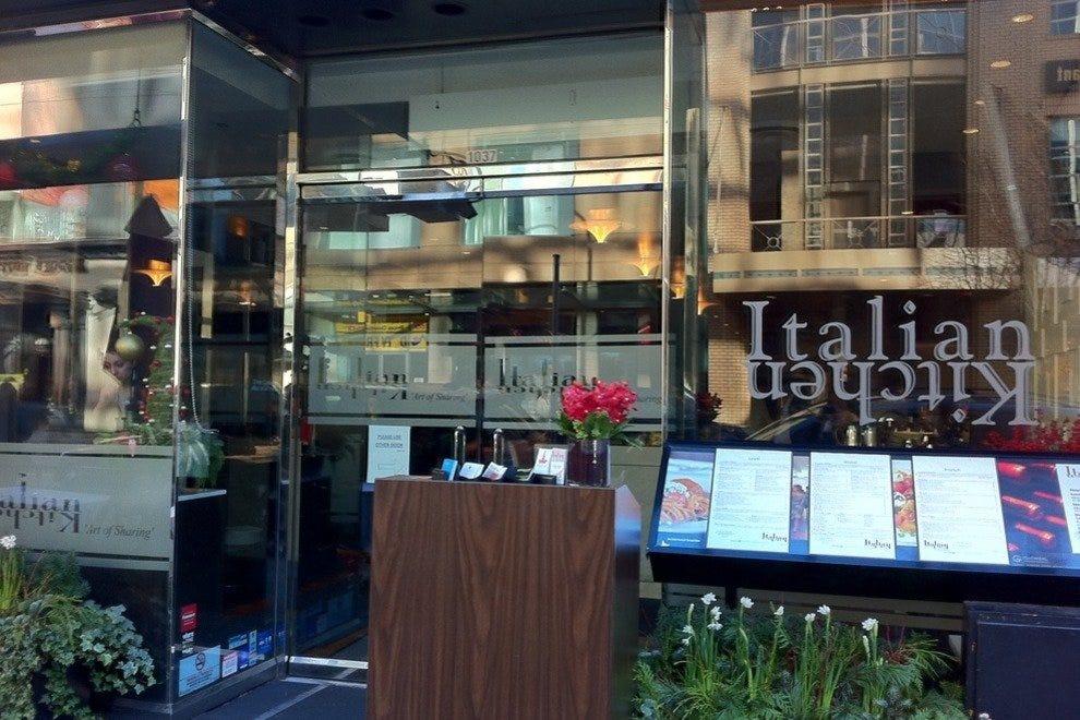 Italian Kitchen - Vancouver: Vancouver Restaurants Review - 10Best ...