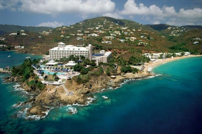 Frenchmans Reef and Morning Star Beach Resort Saint Thomas