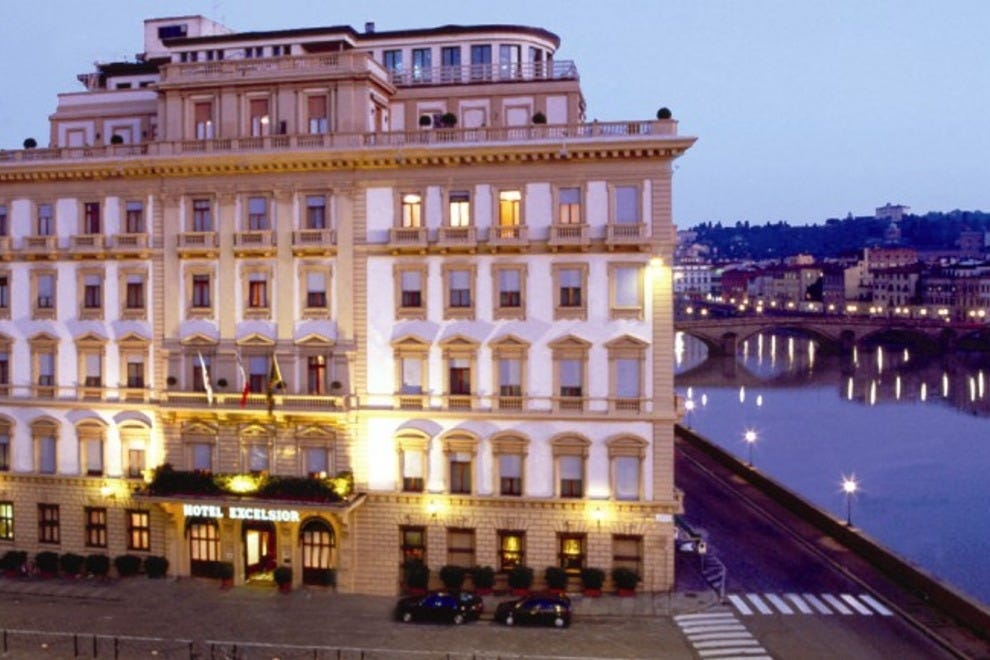 Hotel Excelsior Firenze