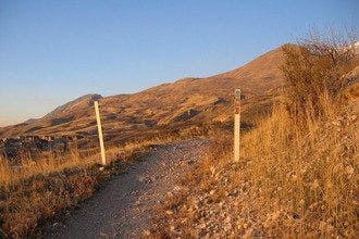 Bonneville Shoreline Trail