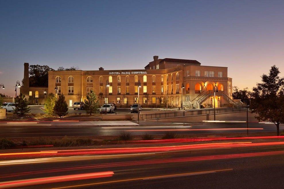 帕克中心酒店