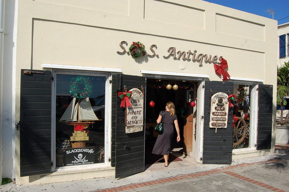 S.O.S. Antiques