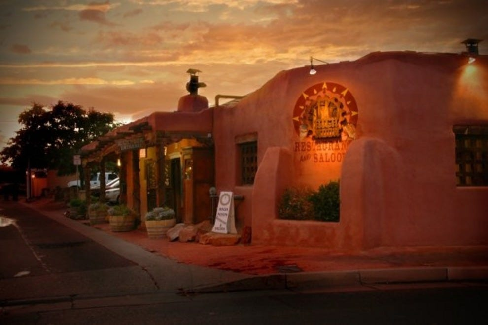 Best New Mexican Restaurant In Albuquerque Nm