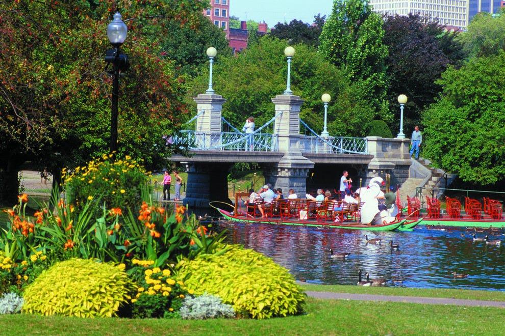 three types of properties in boston