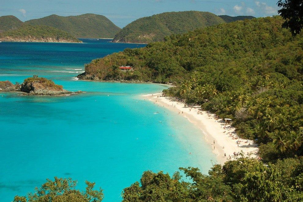 St Johns Best Attractions Attractions In Us Virgin Islands