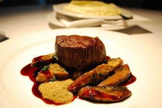 Steakhouses: a perfect match with Salt Lake City's outdoor playground