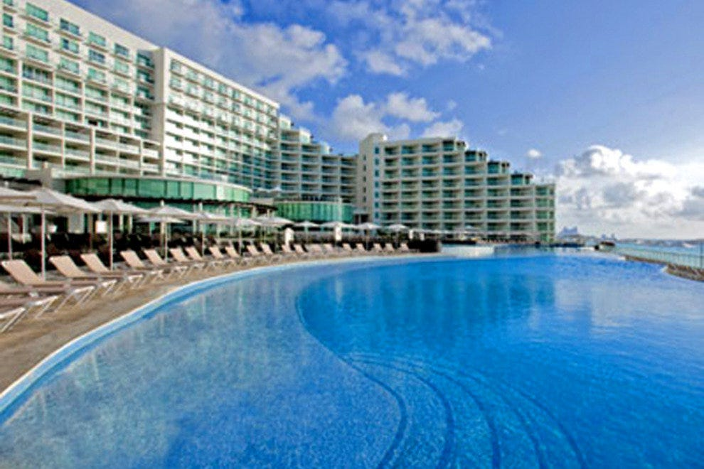 Cancun Palace Will Become A Hard Rock Hotel In 2017 Photo Courtesy Of