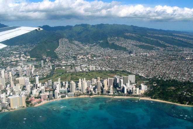 Airport Hotels in Honolulu