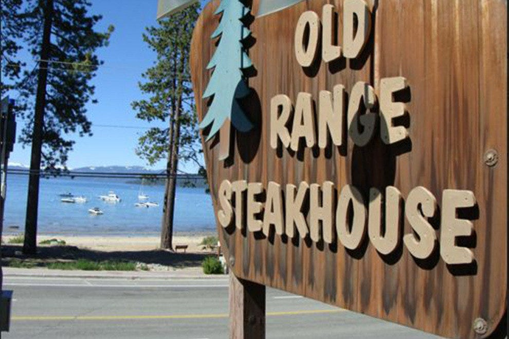 Old Range Steakhouse