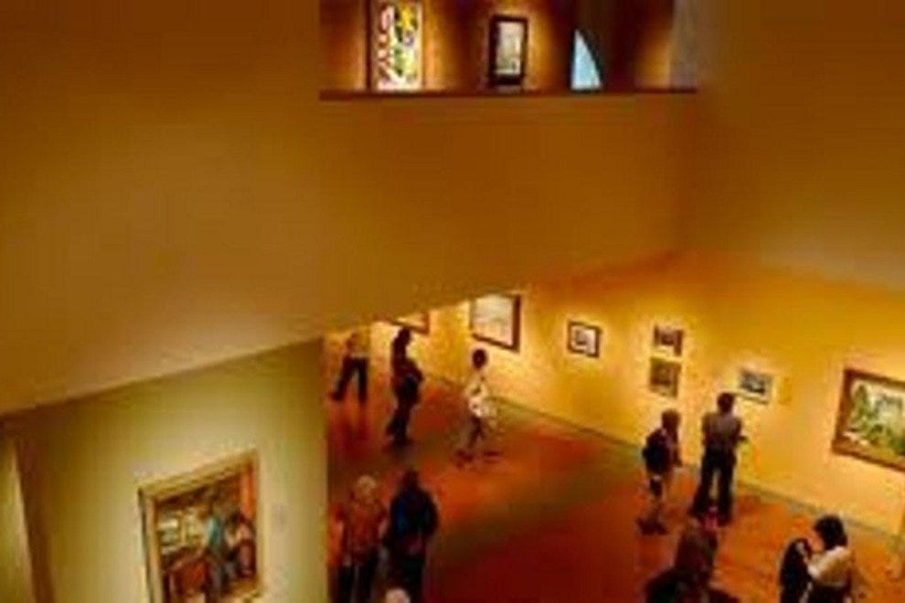 The Portland Museum of Art features vast artistic collections through the centuries.
