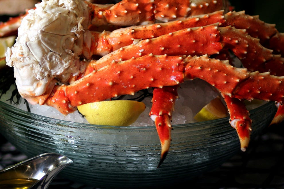 Chilled Crab Legs