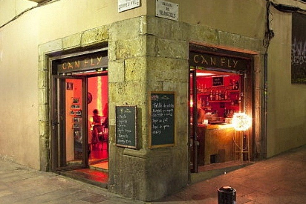 known Barcelona Gay bars and a hot spot for locals