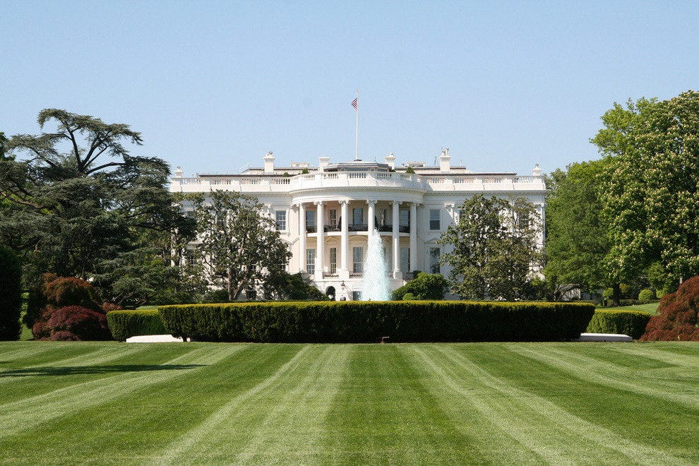 Office and Home of the President of the United States
