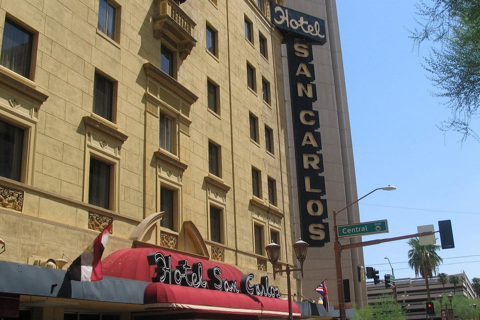 圣卡洛斯市中心会议中心酒店