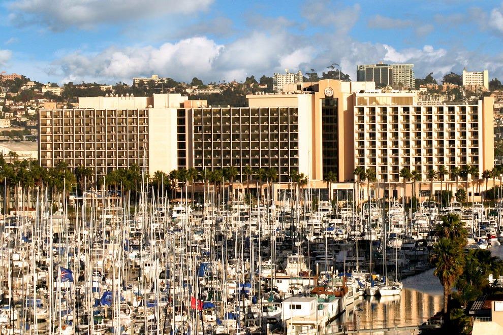 圣地亚哥喜来登港口酒店