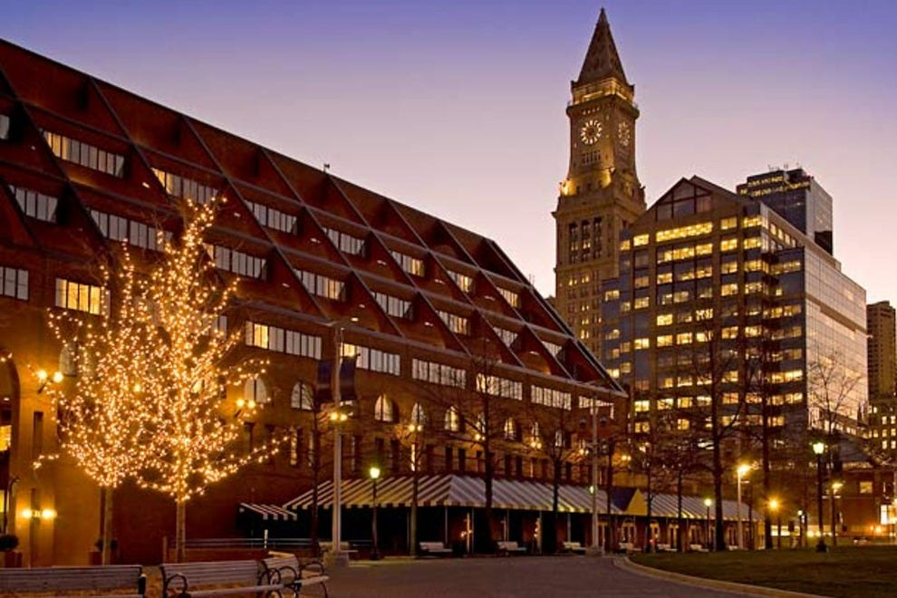 Boston Marriott Long Wharf