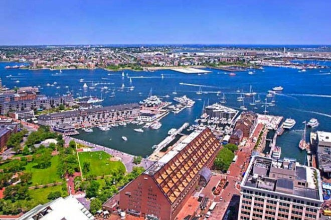 Airport Hotels in Boston