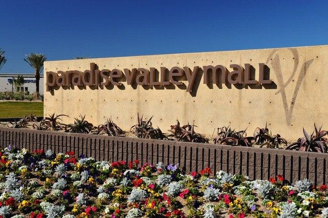 Paradise Valley Mall