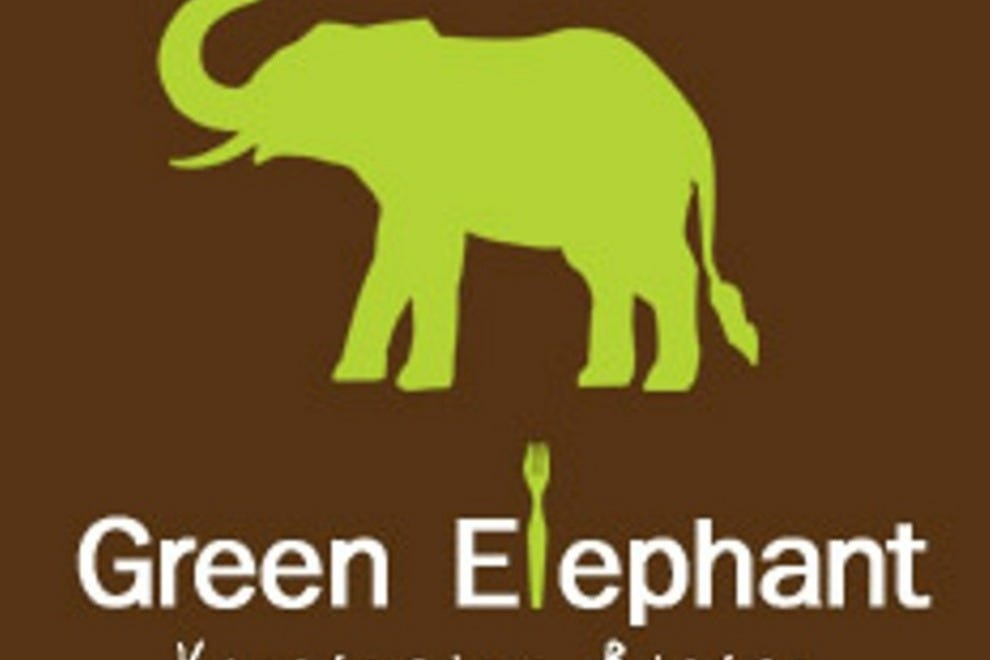 Green Elephant Vegetarian Bistro