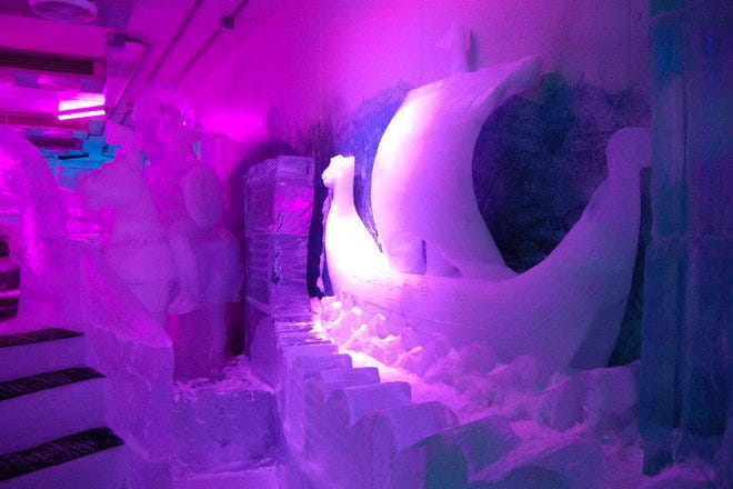 Magic Ice Gallery