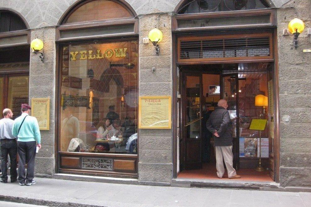 Yellow Bar: Florence Restaurants Review - 10Best Experts ...
