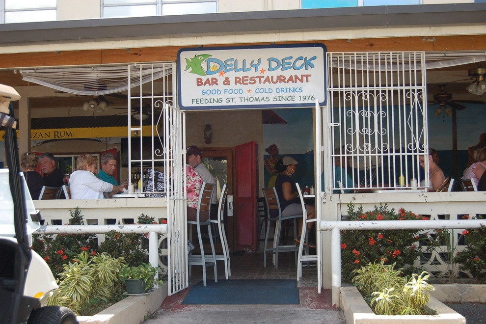 Delly Deck