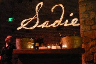 Sadie Sashays Onto Hollywood Nightlife Scene