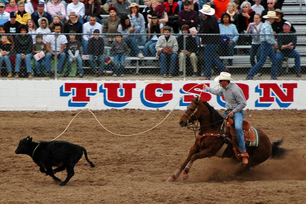 Tucson Rodeo Days host PRCA rodeo events