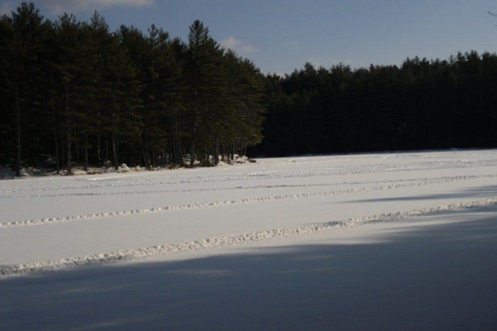 大石头滑雪道