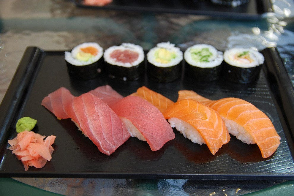 Rome Sushi Restaurants: 10Best Restaurant Reviews