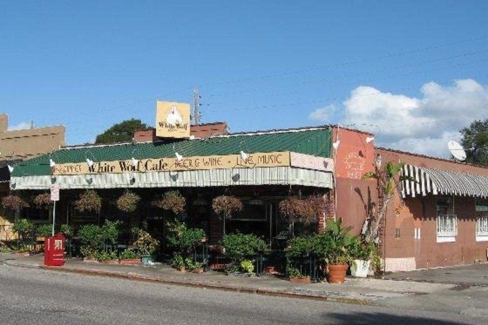 白狼咖啡馆