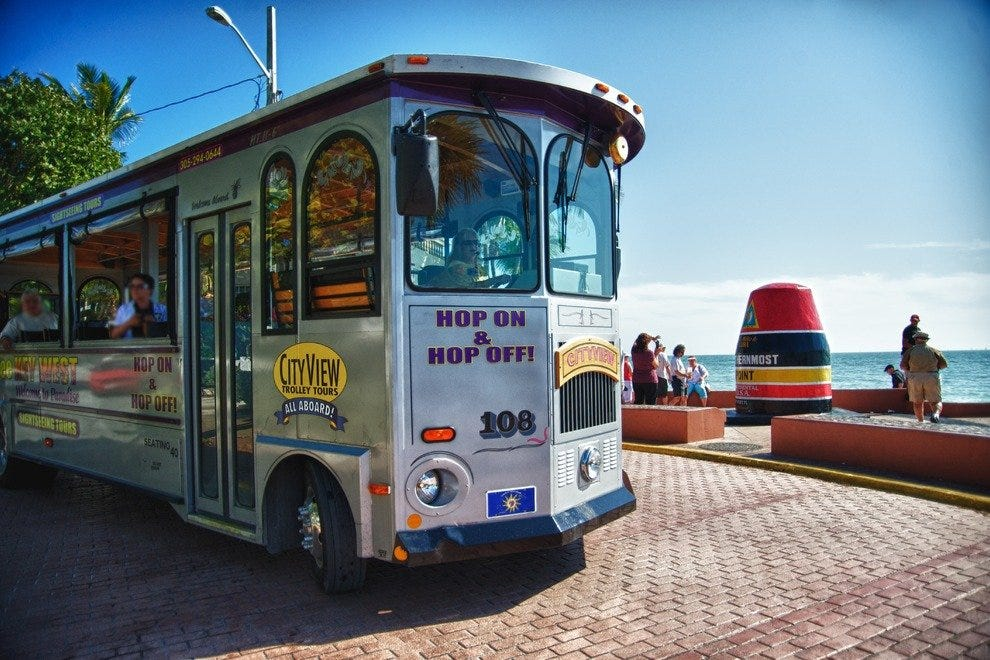 City View Trolley Tours: Key West Attractions Review - 10Best Experts and Tourist Reviews