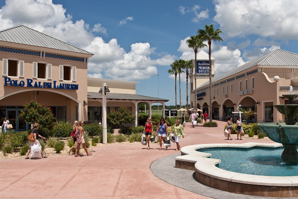 Ellenton Premium Outlets St Petersburg Clearwater Shopping Review 10best Experts And