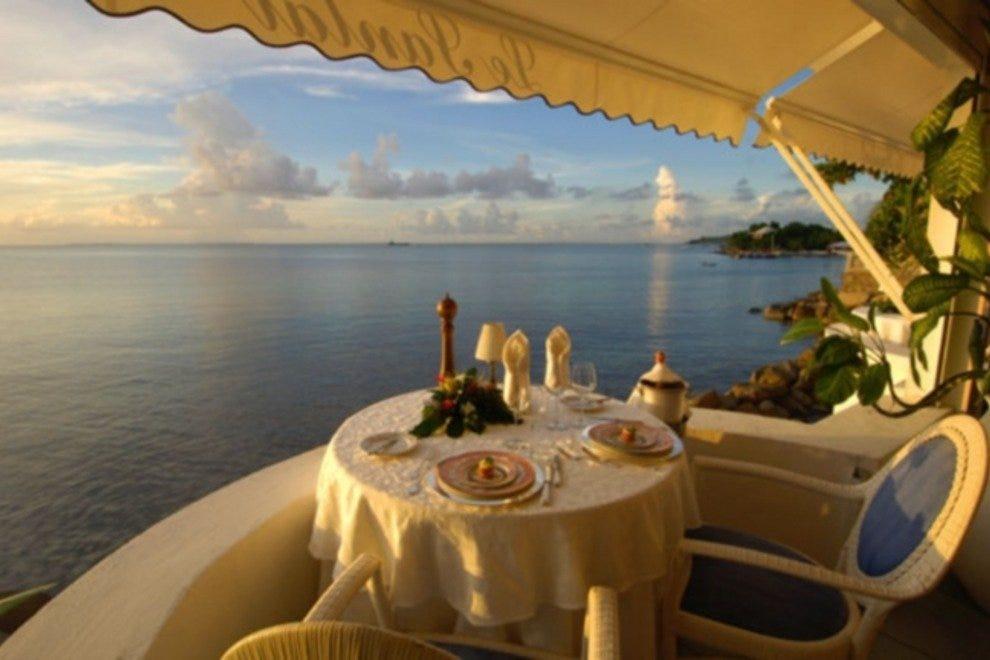 Restaurant Le Santal Saint Martin Sint Maarten