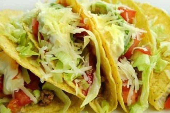 Loco Coco Tacos