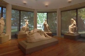 博物馆展示了波特兰丰富的遗产
