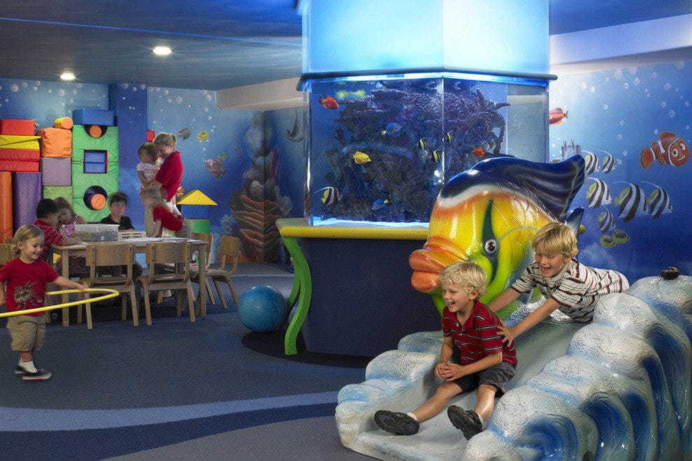 La Costa Resort & Spa, kids' zones