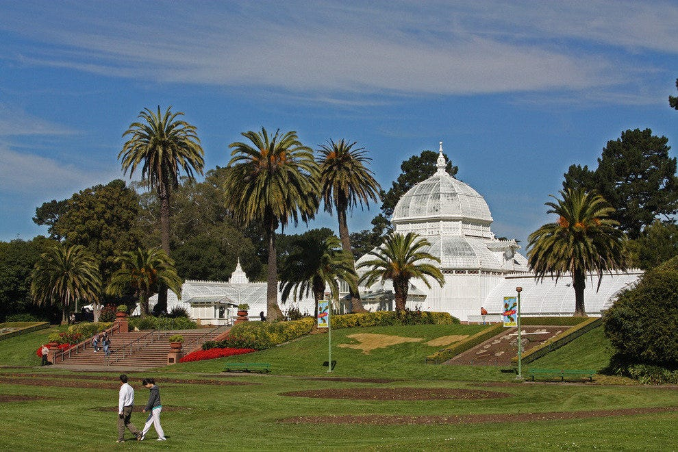 10Best Day Trip: Explore Golden Gate Park