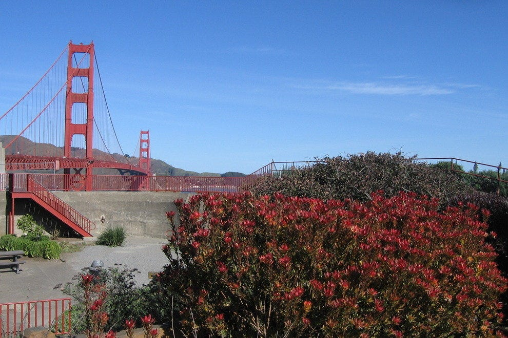 Golden Gate Bridge, southern view