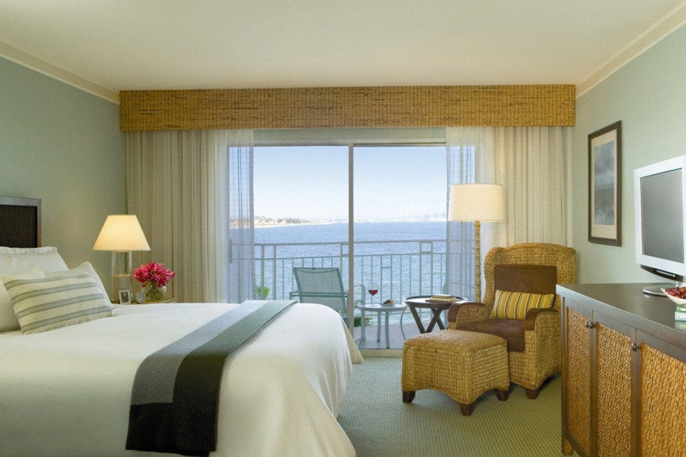 Spacious Rooms and Expansive Views Are Part of the Lowes Coronado Resort Experience