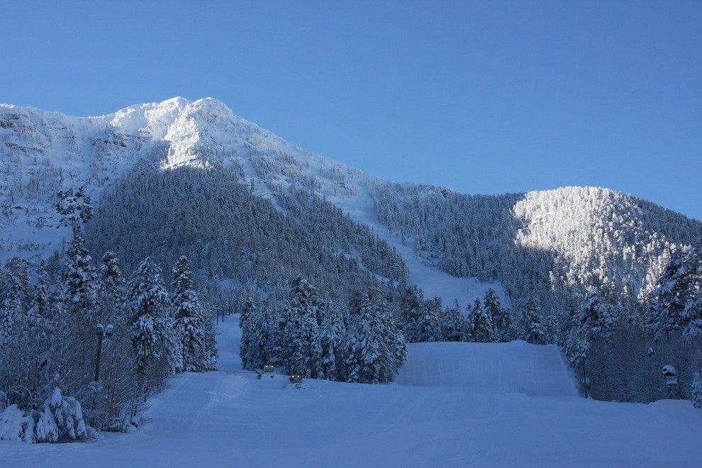 拉斯维加斯滑雪滑雪板度假村