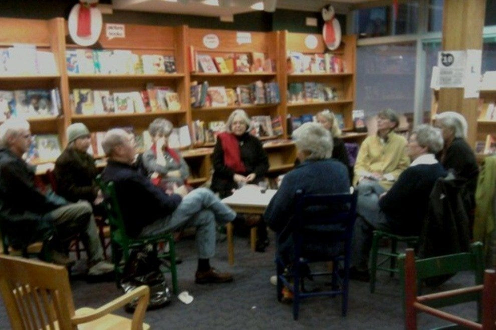 The International Mystery Club discusses their latest book.