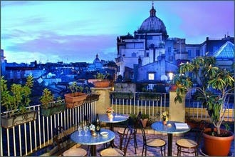10 Budget Hotels That  Won't Break the Bank in Rome