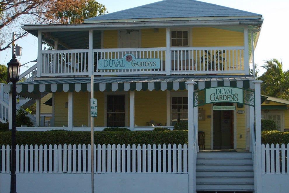 Duval Gardens Bed U0026amp; Breakfast Key West Photo