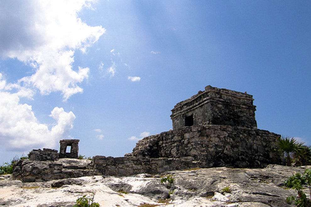 Tulum was known by the Mayan people as Zama, which means City of Dawn