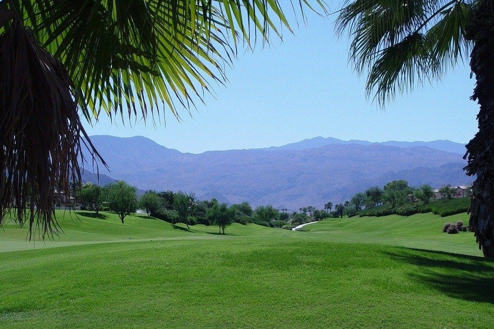 Lake La Quinta Golf Course, Palm Springs