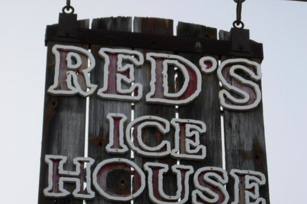 Red's Icehouse