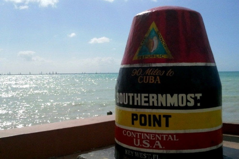 The Southernmost Scavenger Hunt